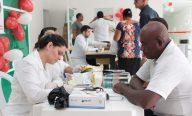 Dia Nacional de Prevenção e Combate à Hipertensão Arterial no Cemesp do Bairro de Fátima