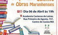 Governo realiza Lançamento Coletivo de Escritores Maranhenses em Caxias