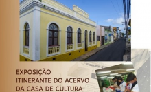 Acervo itinerante da Casa de Cultura Josué Montello estará em Codó a partir desta quarta-feira, 25