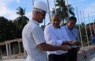 Aceleradas, obras no Parque Ambiental de Codó recebem vistoria do Governo