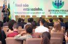 Flávio Dino é homenageado e confirma fortalecimento da Defensoria Pública durante congresso da instituição