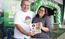 Governo divulga selo Produzido no Maranhão em supermercados de São Luís