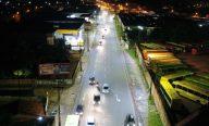 Iluminação em LED reforça segurança e melhora mobilidade urbana da Grande Ilha
