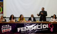 Fundação Ulysses Guimarães debate feminicídio na Assembleia Legislativa