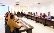 Júnior Verde destaca sucesso da reunião para o Governo do Estado assumir o Bombeiros Mirins