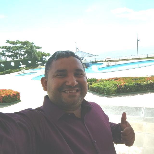 O presidente da Câmara Municipal de Bacabeira, vereador Elias Teixeira Lima (Tchabal).