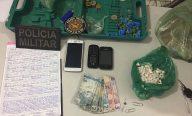 Polícia desmantela grupo denunciado por tráfico de drogas em Anapurus