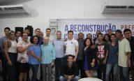Luis Fernando empossa novos integrantes do Conselho Municipal da Juventude e lança o Inova Jovem em Ribamar