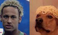 Novo cabelo de Neymar rende os melhores memes da Copa