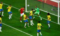 Brasil empata com Suíça por 1 a 1 na estreia da Copa
