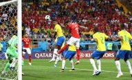 CBF pedirá explicação à Fifa por árbitro não ter usado o VAR em gol da Suíça