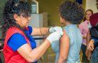 Diretoria de Saúde e Gedema promovem campanha de vacinação contra a gripe