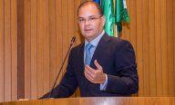 Rogério Cafeteira destaca chegada de peças para montagem de ponte na Baixada Maranhense
