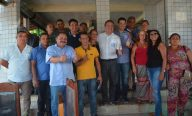 Roberto Rocha visita municípios e recebe apoio de lideranças na sua pré-campanha