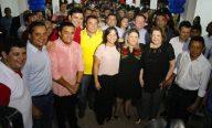 Em Coroatá, Eliziane Gama recebe apoio à pré-candidatura a Senadora