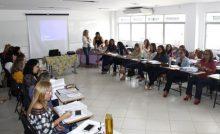 Prefeitura realiza formação continuada para professores e coordenadores pedagógicos