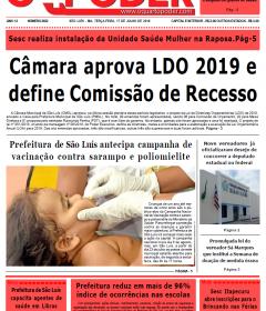 Edição do dia 17.07.2018