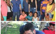 No aniversário de Viana, Gil Cutrim recebe apoios políticos