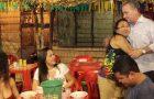 Luis Fernando de bem com o povo de Ribamar