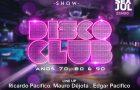 "Vem aí ""Disco Club""no Malte Show"