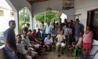 Sá Marques se reúne com juventude de Icatu e Rosário