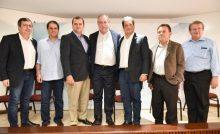 Empresários se reúnem com Ciro Gomes em SL
