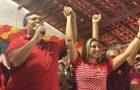 Flávio Dino confirma amor pela Raposa; campanha começa na cidade de Talita Laci
