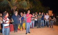 Reunião marca a renovação da parceria do Prefeito Beto Régis e Deputado Marco Aurélio, em São João do Paraíso