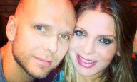 Sheila Mello anuncia fim de casamento com ex-nadador Xuxa