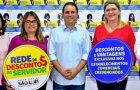 Prefeito lança programa Rede de Descontos com benefícios para servidores municipais