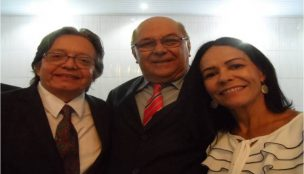 Gutemberg Araújo homenageia os 50 anos do Conselho Regional de Odotonlogia