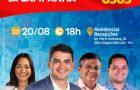 Rubens Pereira Jr lança campanha de reeleição na próxima segunda-feira