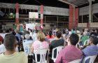 Luis Fernando conversa com moradores e anuncia melhorias no Jardim Araçagy