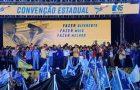 Convenção do PSDB reúne cerca de cinco mil pessoas