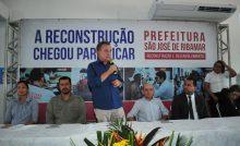 Prefeitura realiza 1ª audiência pública para revisão do Plano de Saneamento Básico de Ribamar