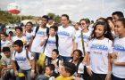 No Dia da Limpeza, prefeito e população participam juntos de ação em praias de São Luís