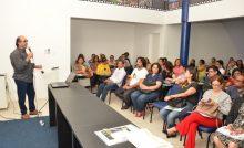 Prefeitura reúne educadores em palestras de sensibilização e prevenção ao suicídio