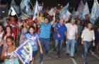 """Com """"arrastão"""", comitê de Juscelino Filho é inaugurado em Alto Alegre"""