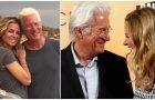 Aos 69 anos, Richard Gere será pai pela segunda vez