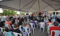 Luis Fernando entrega obras e serviços no Parque Jair e Parque Vitória durante programação de aniversário de Ribamar