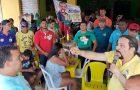 Produtores rurais recebem Júnior Verde em Alto Alegre do Pindaré