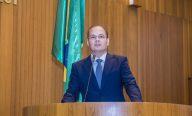 Rogério Cafeteira faz discurso de agradecimento e destaca apoios recebidos