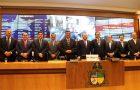 Flávio Dino prestigia homenagem a Reynaldo da Fonseca na Assembleia Legislativa
