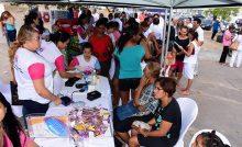 Unidade Saúde Mulher chega a Paço do Lumiar com grande ação social