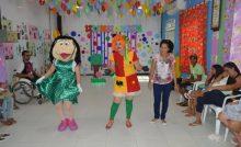 Prefeitura promove programação especial para as crianças no Centro-Dia Infantil