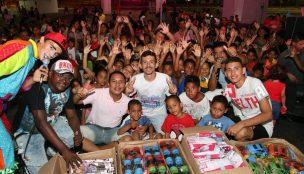 Penha visita bairros de São Luís e comemora Dia das Crianças com a comunidade