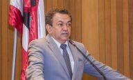 Antônio Pereira agradece reeleição para o quinto mandato na AL