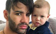 Andressa Suita rebate fã que pediu filho a Gusttavo Lima