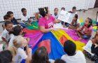 Estudantes da rede municipal participam de projeto de estímulo à leitura